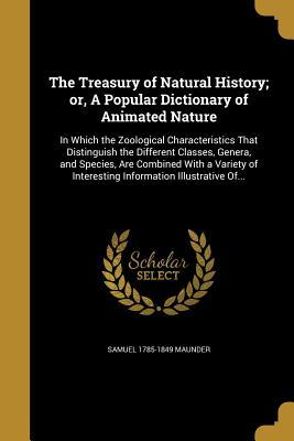 TREAS OF NATURAL HIST OR A POP