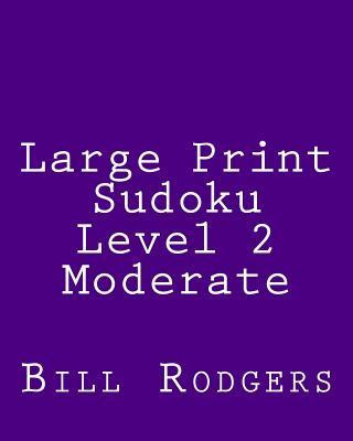 Sudoku Level 2 Moderate