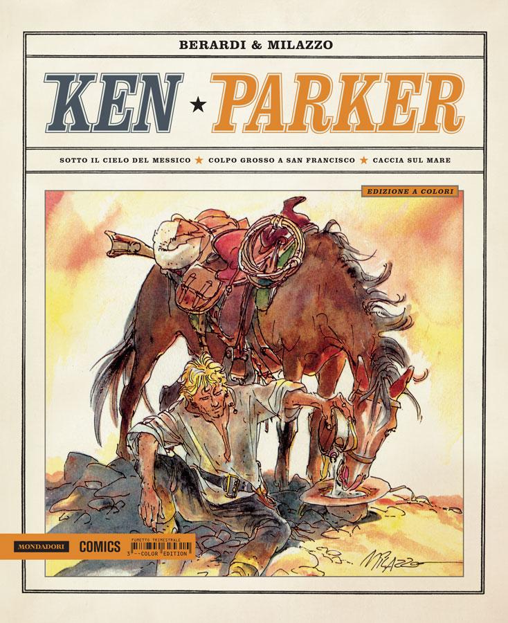 Ken Parker Colori n. 3