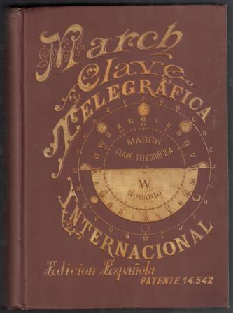 Clave telegráfica internacional