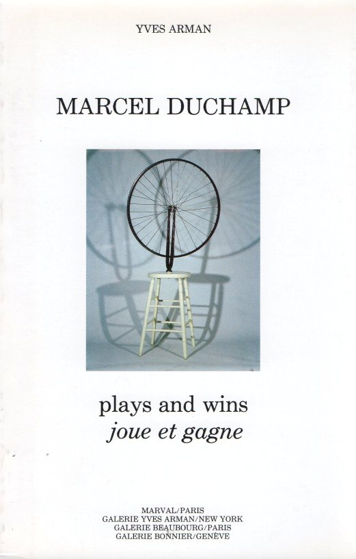 Marcel Duchamp plays and wins
