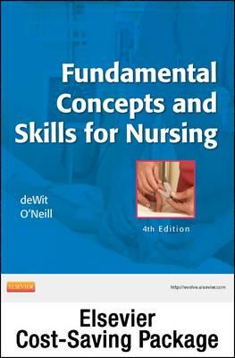 Fundamental Concepts and Skills for Nursing + Elsevier Adaptive Learning Passcode