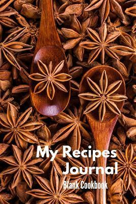 My Recipes Journal
