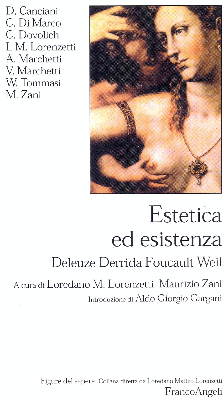 Estetica ed esistenza