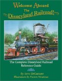 Welcome Aboard the Disneyland Railroad!