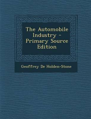 The Automobile Industry