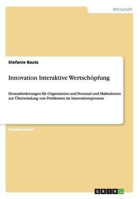Innovation Interaktive Wertschöpfung