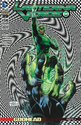 Lanterna Verde #39
