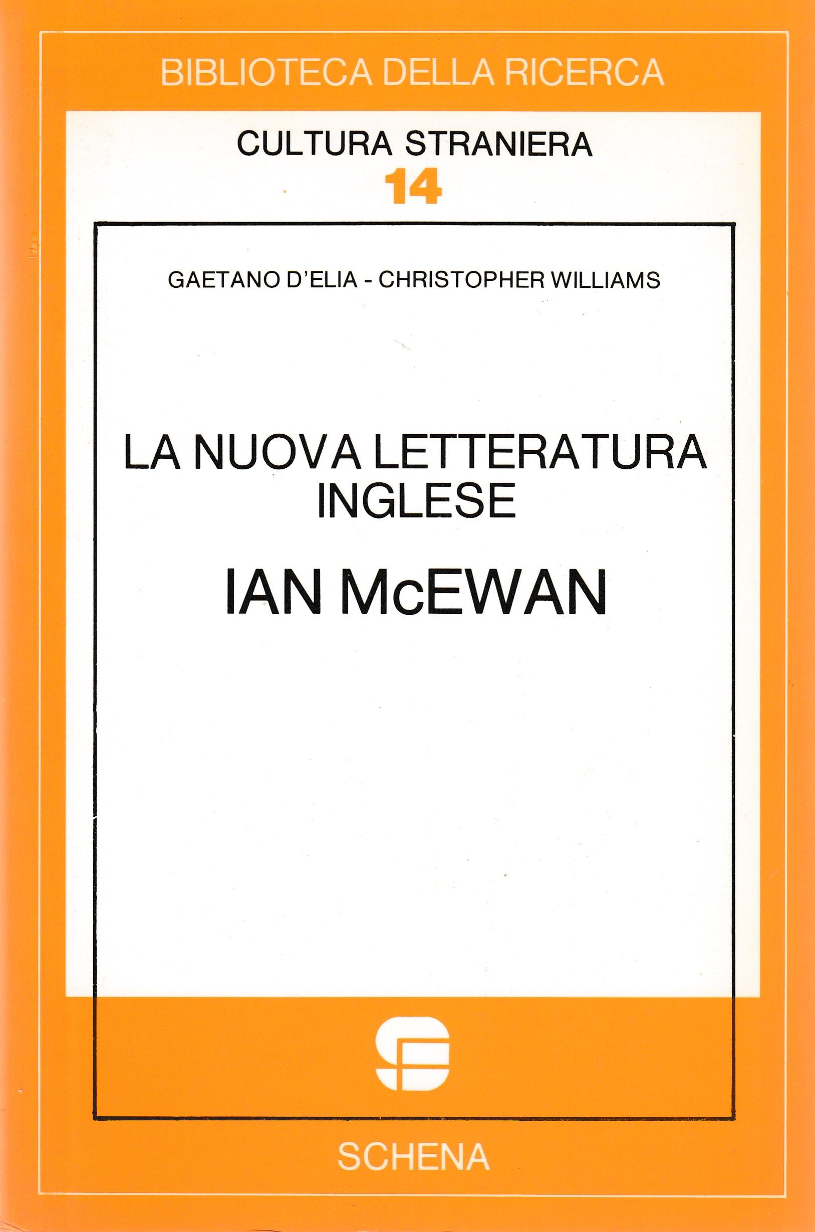 La nuova letteratura inglese