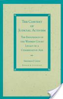 The Context of Judicial Activism