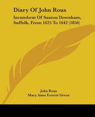 Diary of John Rous