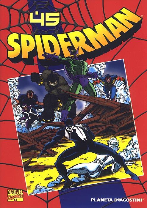 Coleccionable Spiderman Vol.1 #45 (de 50)
