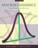Macroeconomics:Private Markets and Public Choice