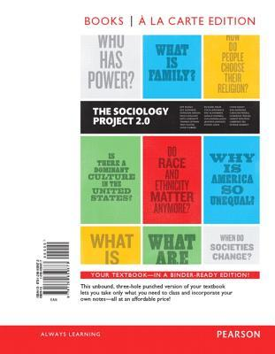 The Sociology Project 2.0
