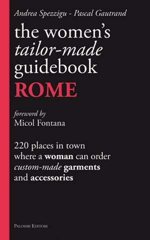 The Women's Tailor-Made Guidebook: Rome