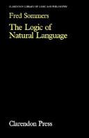 The Logic of Natural Language