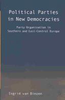 Political Parties in New Democracies