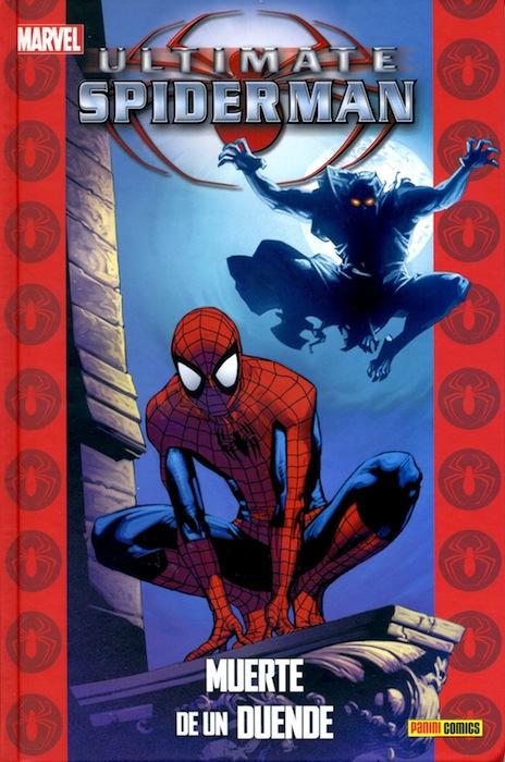Ultimate Spiderman: Muerte de un Duende