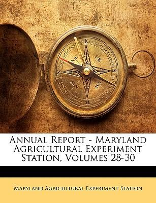 Annual Report - Mary...
