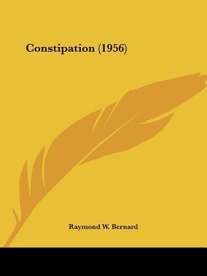 Constipation (1956)