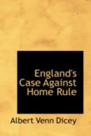 England's Case Again...