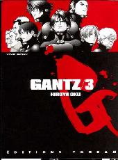 Gantz #3 (de 37)