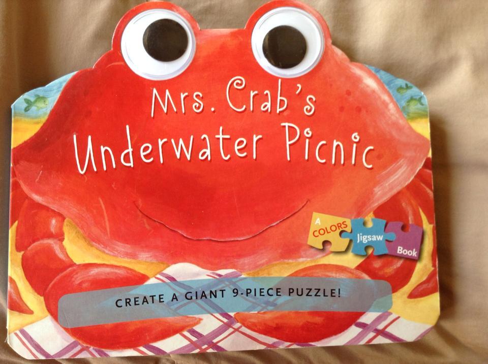 Mrs. Crab's Underwater Picnic