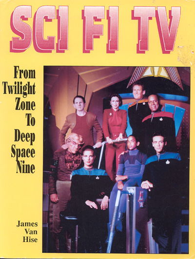Sci Fi TV from Twilight Zone to Deep Space Nine