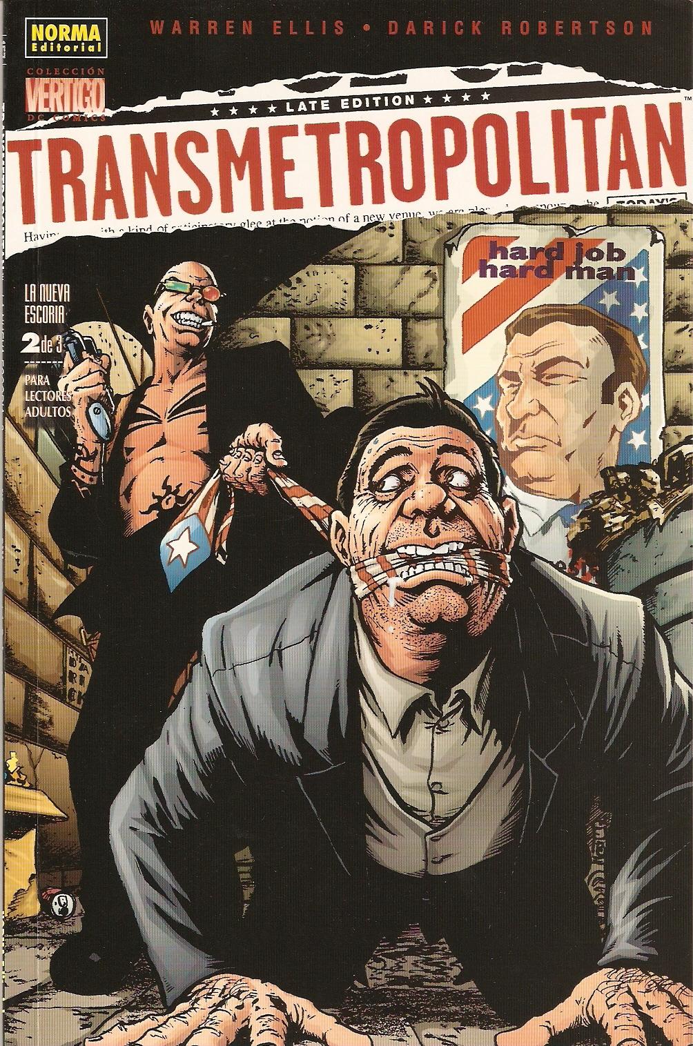 Transmetropolitan: L...