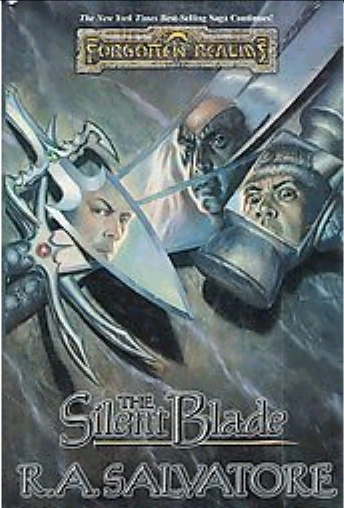 Forgotten Realms: The Silent Blade