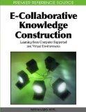 E-Collaborative Knowledge Construction