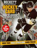 Beckett Hockey Card Price Guide, 2008 Edition
