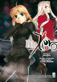 Fate/Zero vol. 2