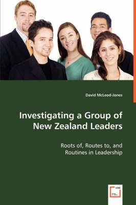 Investigating a Group of New Zealand Leaders