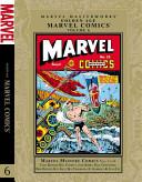 Marvel Masterworks: Golden Age Marvel Comics -