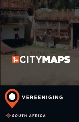 City Maps Vereeniging South Africa