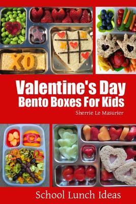 Valentine's Day Bento Boxes for Kids