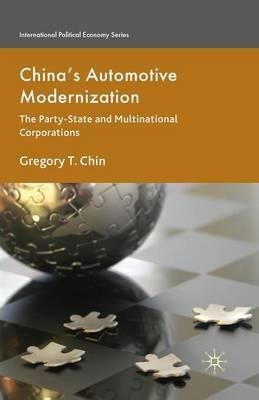 China's Automotive Modernization