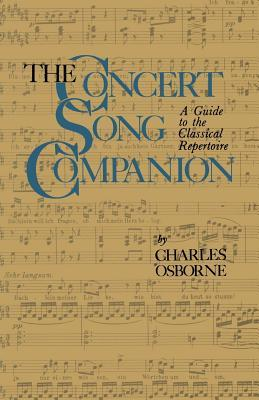 The Concert Song Companion
