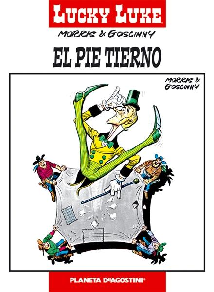 Lucky Luke: El pie t...