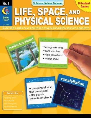 Life, Space, and Physical Science, Grade 3