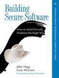 Building Secure Software