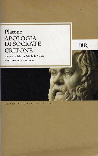Apologia di Socrate ; Critone