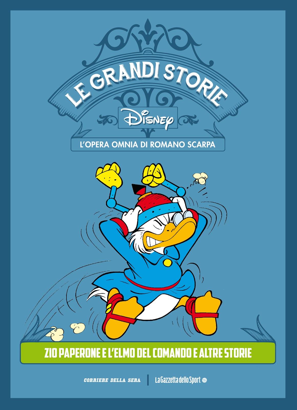 Le grandi storie Disney - L'opera omnia di Romano Scarpa vol. 29