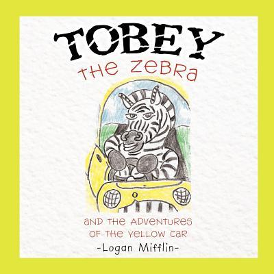 Tobey The Zebra