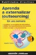 Aprenda a externalizar (outsorcing) en una semana