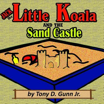 Jack the Little Koala and the Sand Castle