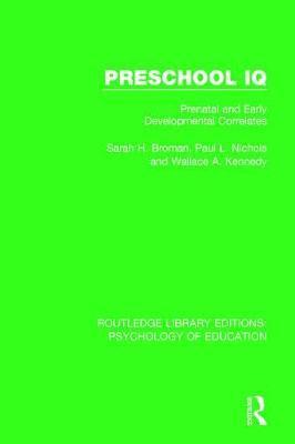 Preschool IQ