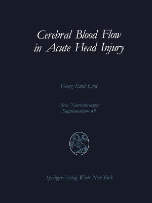 Cerebral Blood Flow in Acute Head Injury