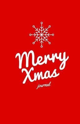 Merry Xmas Journal